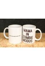 "Minimou Coffeemug ""Mama In Zombie Modus"""