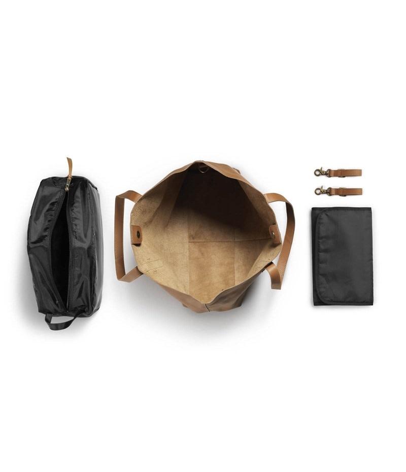 Elodie Details Luiertas Chestnut Leather