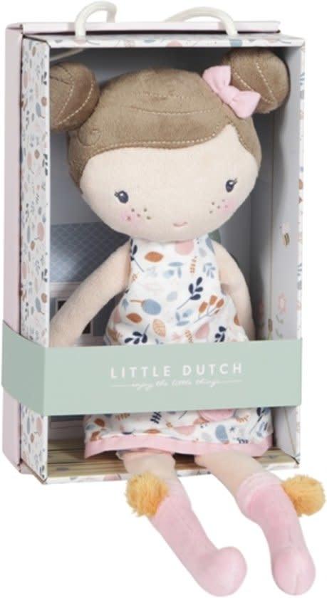 Little Dutch Knuffelpop Rosa 50 CM