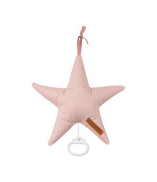 Little Dutch Muziekdoos Ster Pure Pink