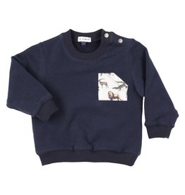 Gymp Sweater Marine Zoo