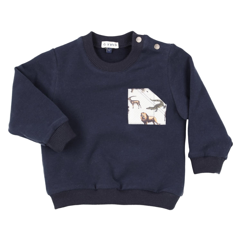 Gymp Sweater Marine Zoo