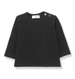 1+InTheFamily Shirt Bilbao Knit Black