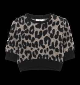 1+InTheFamily Sweater Manitoba Black Beige