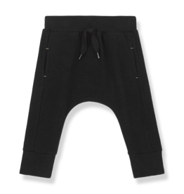 1+InTheFamily Pants Rouen Black