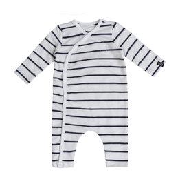Beebielove Jumpsuit Stripe Blue