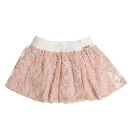 Gymp Skirt Old-Rose flower