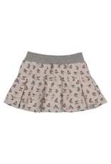 Gymp Skirts Grey Birds