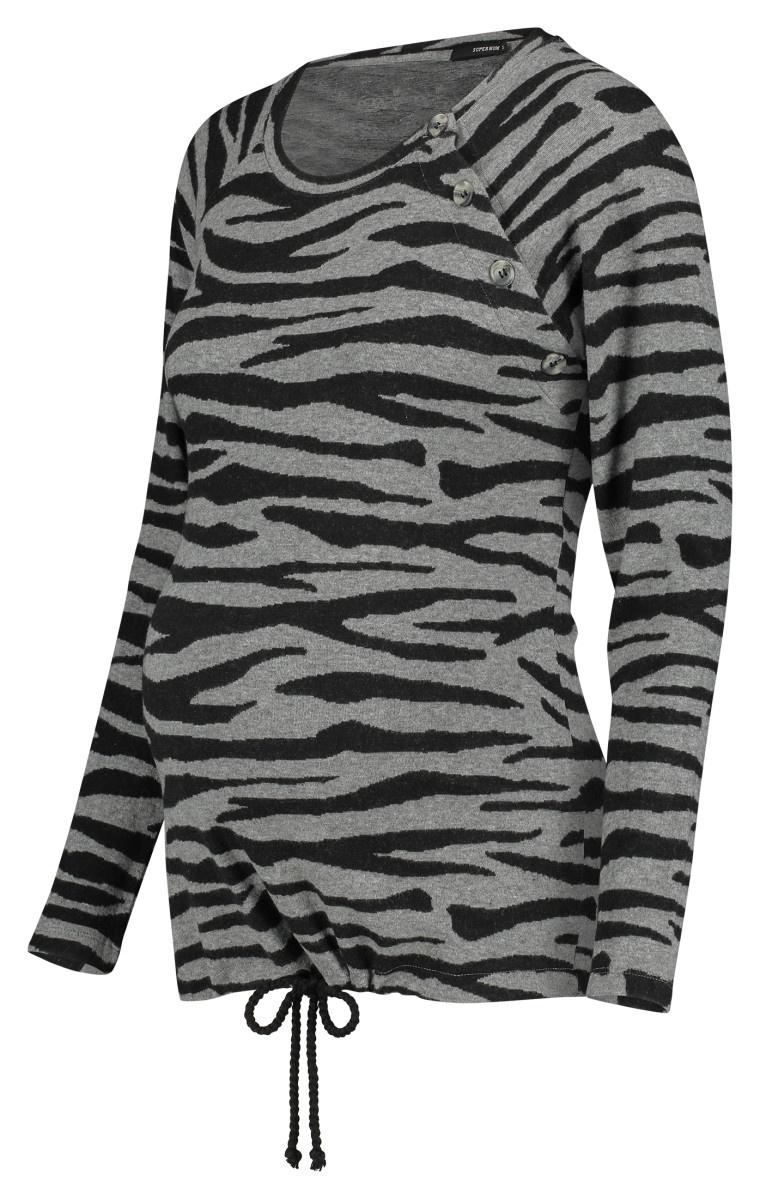 Supermom Pull Zebra