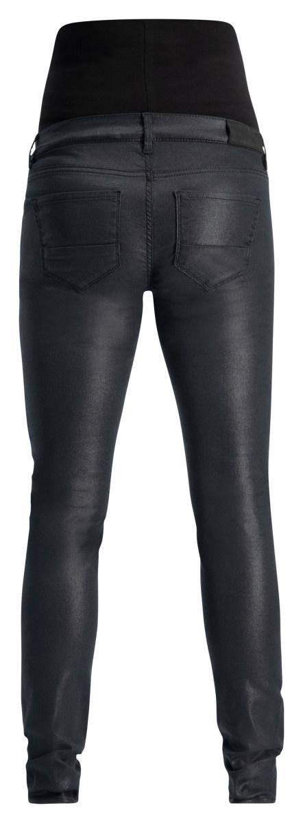Supermom Coated Pants Black