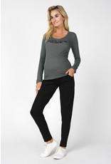 Noppies Maternity Jersey Pants Renee Black