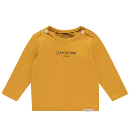 "Noppies Tee ""Little One"" Hony Yellow"