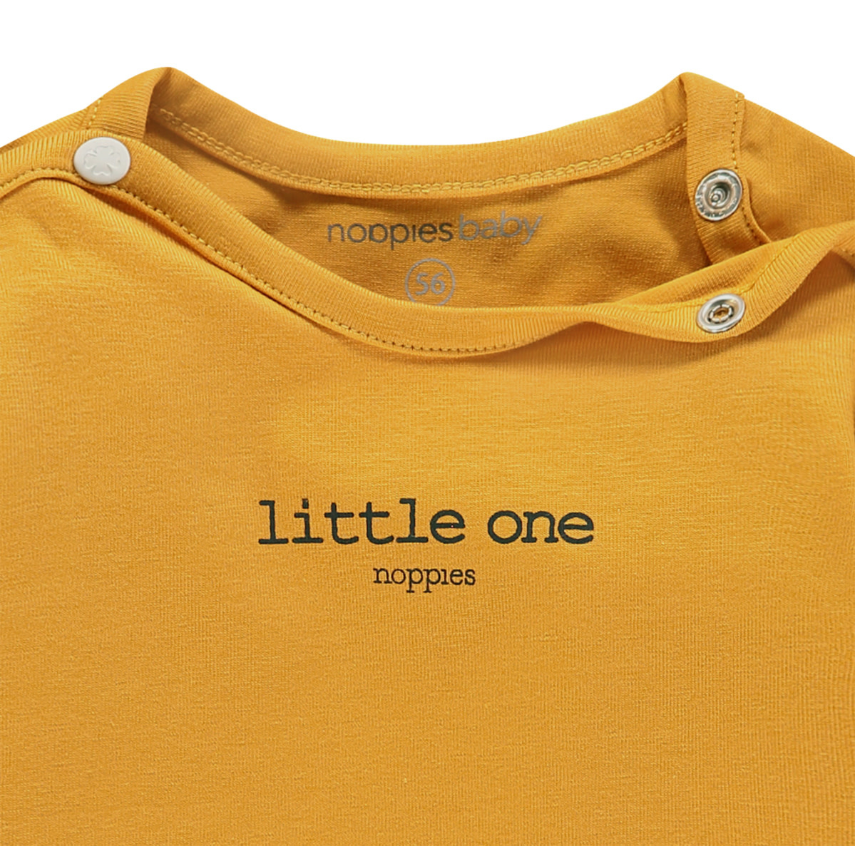 "Noppies Tee ""Little One"" Hony Yellow"