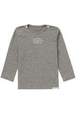 Noppies Tee Adventure Grey Antracite Melange