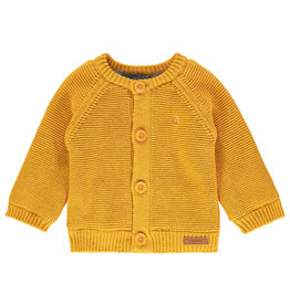 Noppies Lou Cardigan Knit Honey Yellow