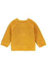 Noppies Lou Cardigan Knit Honey Yellow