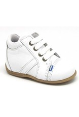Stabifoot First Shoe Smile White