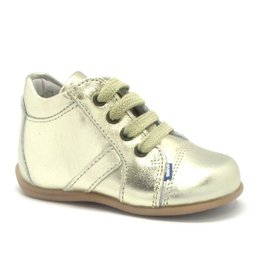 Stabifoot First Shoe Wink Gold Metalic