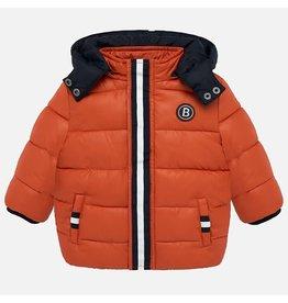 Mayoral Coat Orange