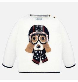 Mayoral Sweater Dog