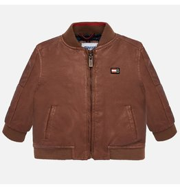 Mayoral Leatherette Jacket
