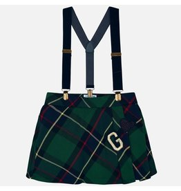 Mayoral Skirt With Suspenders