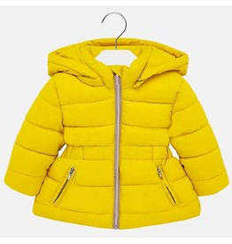 Mayoral Padded Jacket Yellow