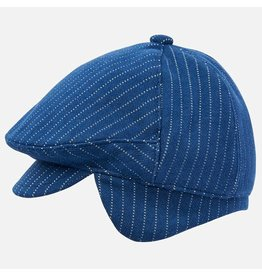 Mayoral Baret Blue Stripe