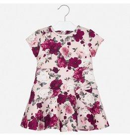 Mayoral Flower Printed Dress Rubi