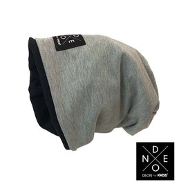 KMDB Beanie Reversable Grey