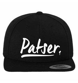 KMDB SnapBack Patser Black/White