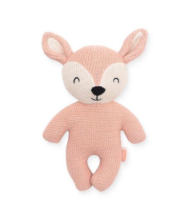 Jollein Knuffel Deer Pale pink