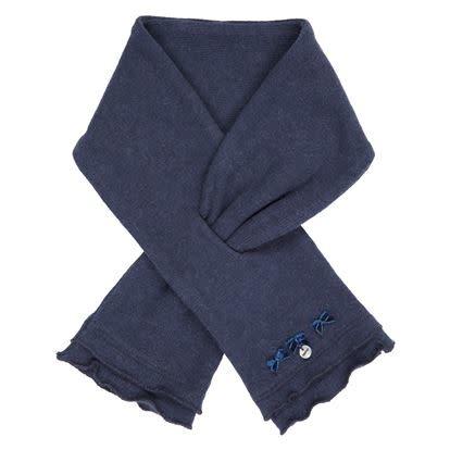 Gymp Sjaal Marine