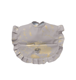 Bjallra Bib Grey Golden Collection