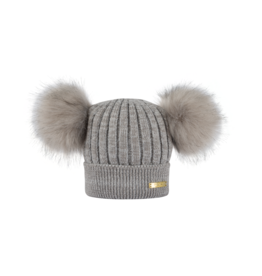 Bjallra Winter Hat Grey