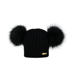 Bjallra Winter Hat Black