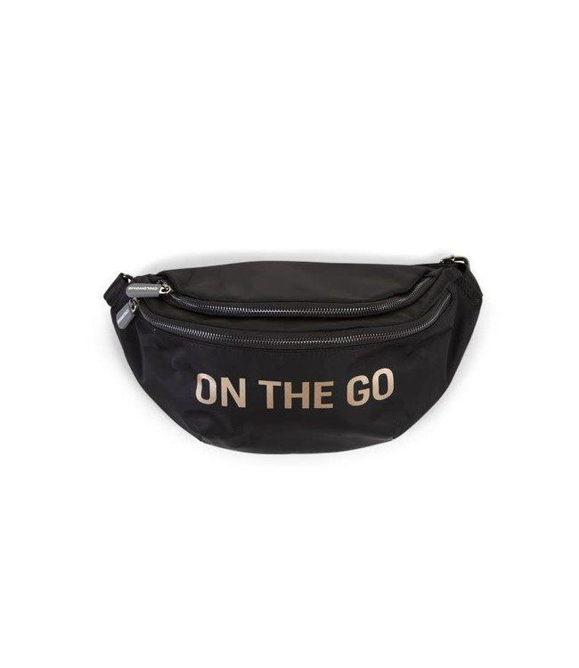 Childhome On The Go Banana Bag Black