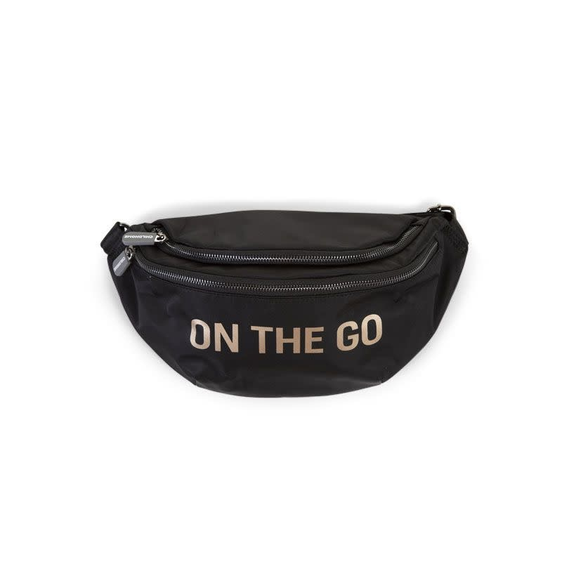 Childhome On The Go Banana Bag Black