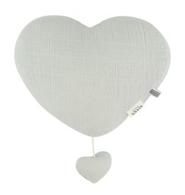 Les Rêves d'Anais Musical Heart Bliss Grey