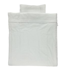 Les Rêves d'Anais Duvet Cover & Pillow Case 100x140cm Bliss Grey