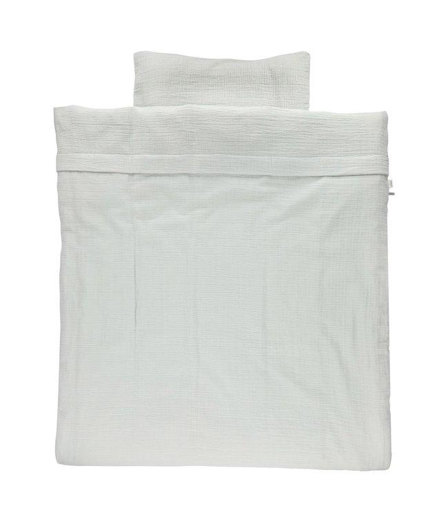 Trixie Duvet Cover & Pillow Case 100x140cm Bliss Grey