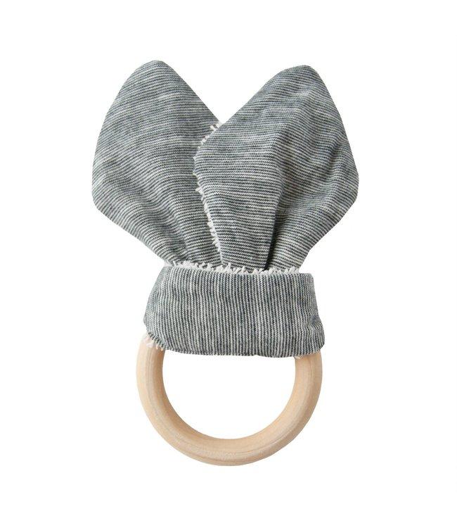 Les Rêves d'Anais Teether Rabbit Slim Stripes