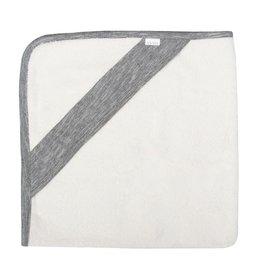 Les Rêves d'Anais Hooded Towel & Washcloths Slim Stripes
