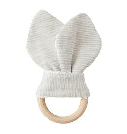 Les Rêves d'Anais Teether Rabbit Powder Stripes