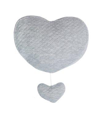 Les Rêves d'Anais Musical Heart Daimond Stone