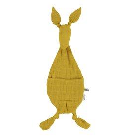 Les Rêves d'Anais Kangaroo Comforter Bliss Mustard