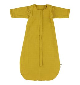 Les Rêves d'Anais Sleeping Bag Medium (87cm) Summer Bliss Mustard