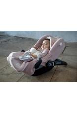 Koeka Runa Baby Autostoelhoes Old Pink