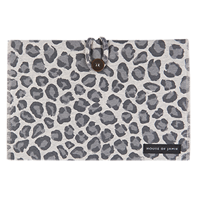 House Of Jamie Nappy Pouch Rocky Leopard
