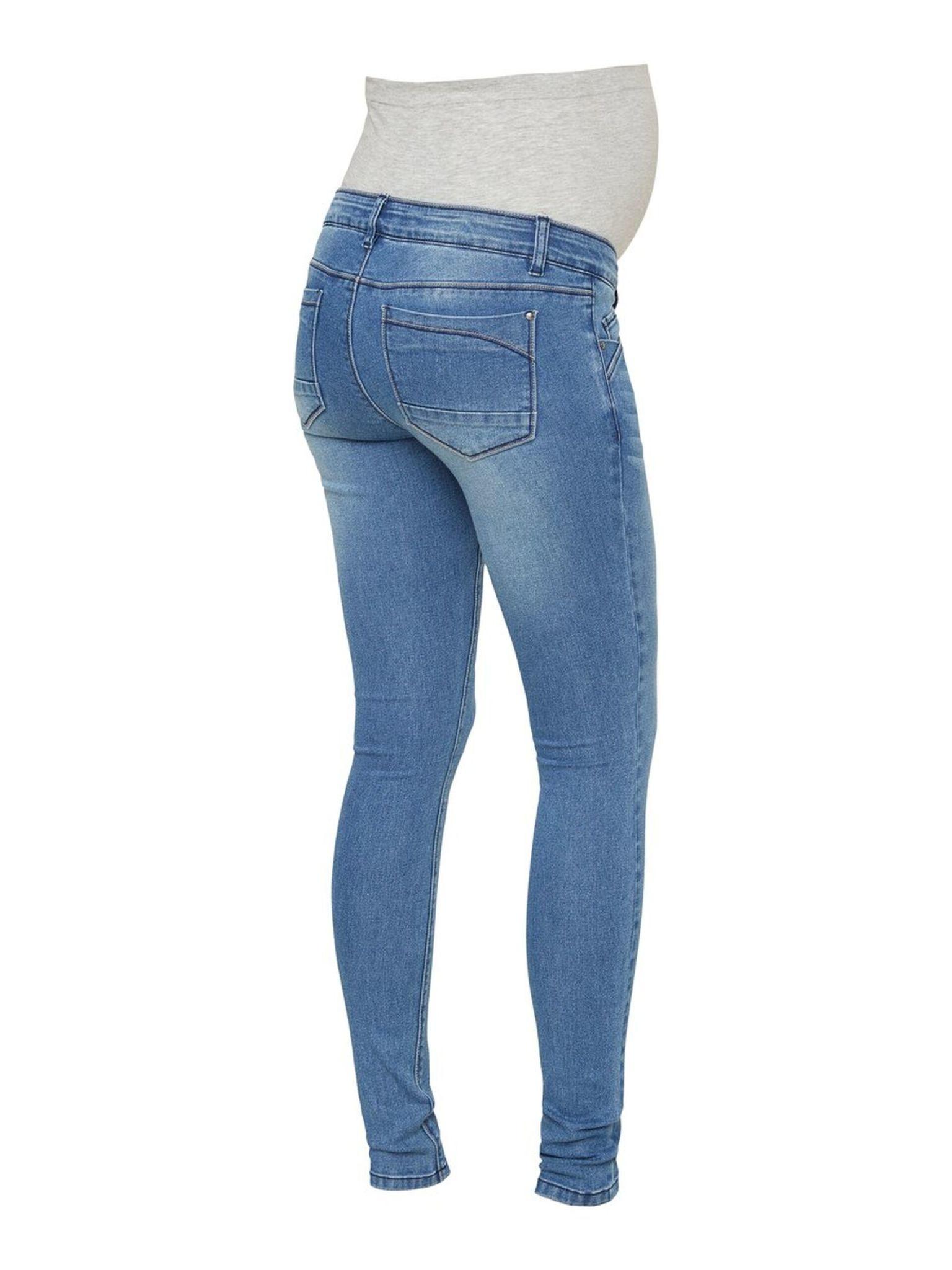 Mamalicious Sarina Slim Jeans
